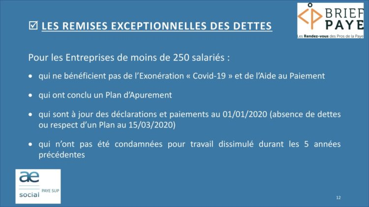 Page 12 750x422 - Replay du webinaire Brief Paye Septembre 2020