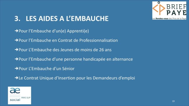 Page 19 750x422 - Replay du webinaire Brief Paye Septembre 2020