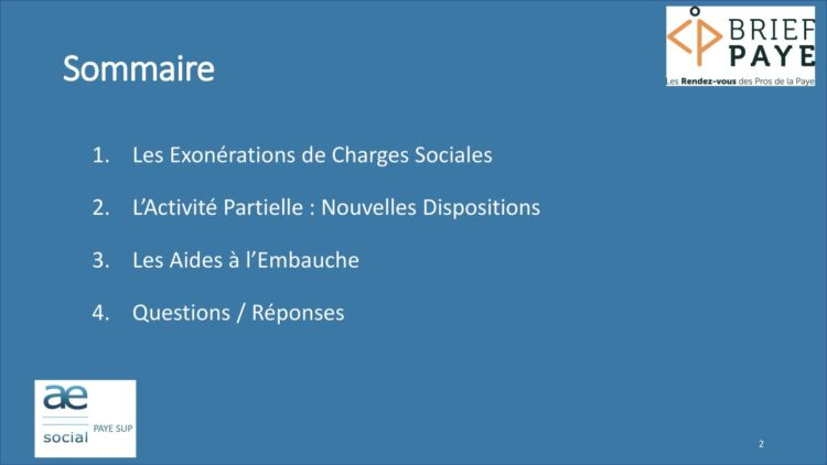 Page 2 750x422 - Replay du webinaire Brief Paye Septembre 2020