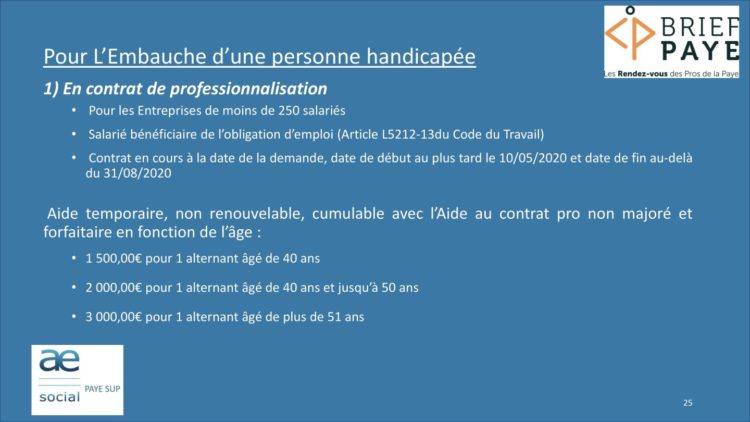Page 25 750x422 - Replay du webinaire Brief Paye Septembre 2020