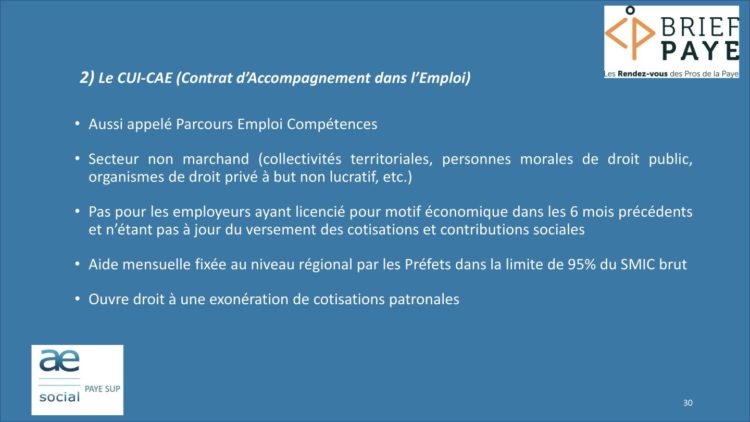 Page 30 750x422 - Replay du webinaire Brief Paye Septembre 2020
