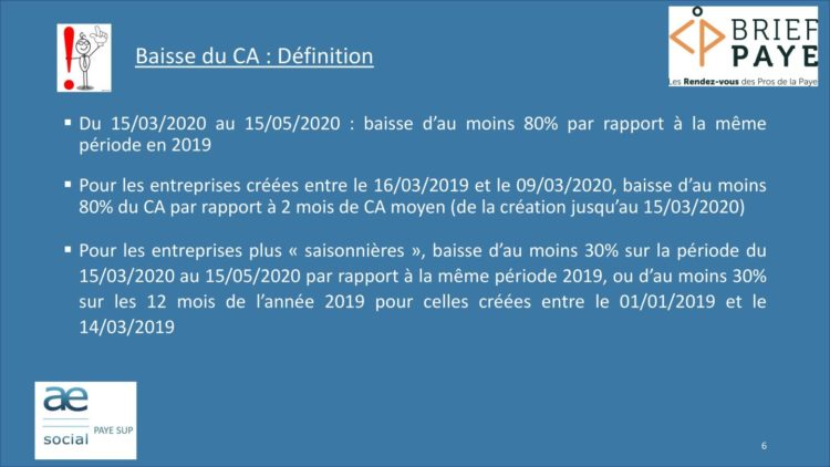 Page 6 750x422 - Replay du webinaire Brief Paye Septembre 2020