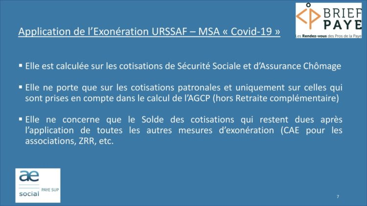 Page 7 750x422 - Replay du webinaire Brief Paye Septembre 2020
